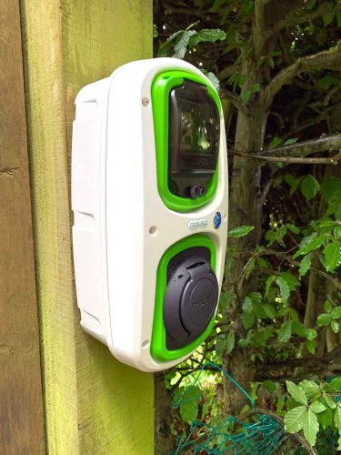 Rolec Electrical Vehicle Charging Point - DJ Mayhead Electrical