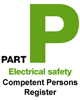 DJ Mayhead Electrical Services Complies With Part P Regulations